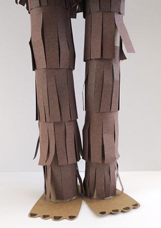 sasquatch legs