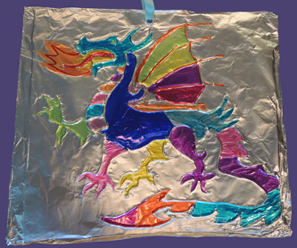 finished dragon 2