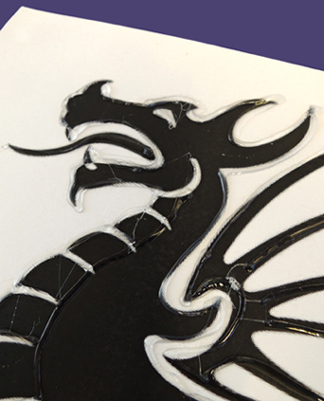 metal dragon step 2