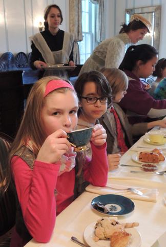 tea table 4