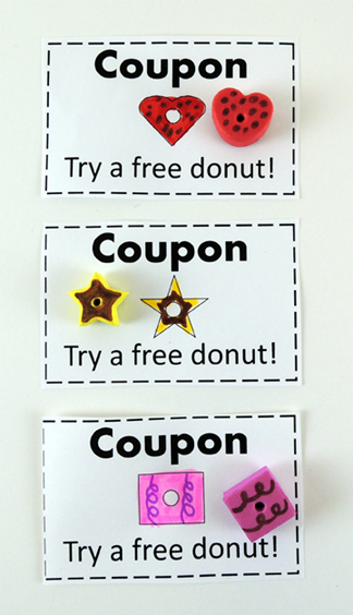 donut coupons