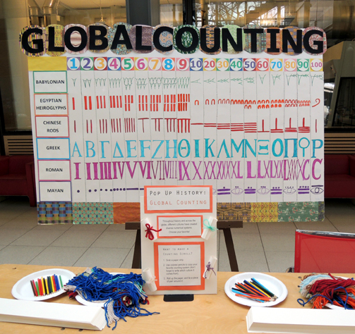 global counting 1