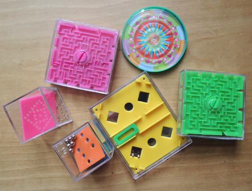 maze prizes