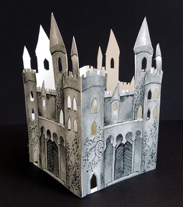 castle template finished