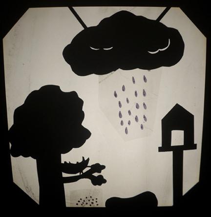 shadow raincloud
