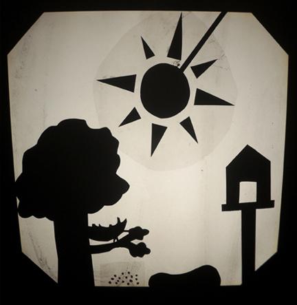 shadow set