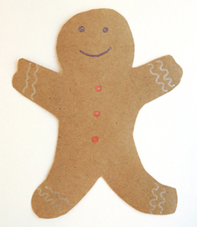gingerbread cookie 2