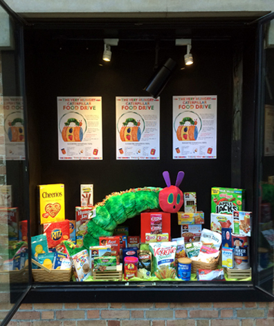 jaZams food drive window