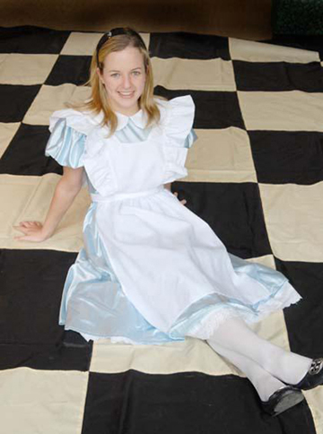 princeton packet princyclopedia alice in wonderland photo by Mark Czajkowski