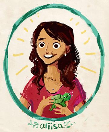 self portrait_artwork by aliisa lee