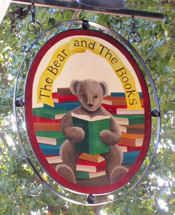 of bears and books