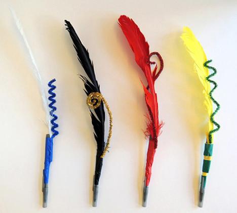 quill-pens smaller