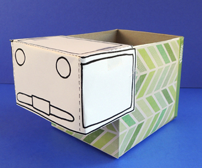 tissue box truck alternative