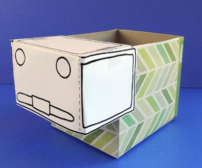 tissue box truck alternative