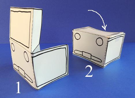 truck template fold 3
