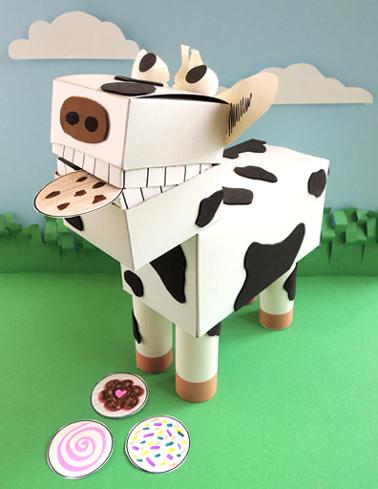 baked goods for bovines