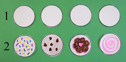 circles to cookies