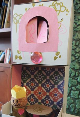 pink shutters