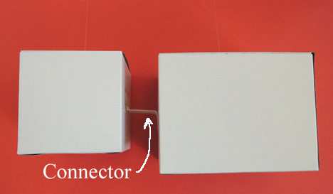 poster board connector