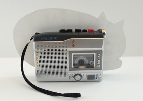snoring tape recorder
