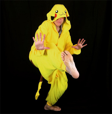 dana-as-pikachu