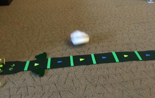 nessie-line-toss