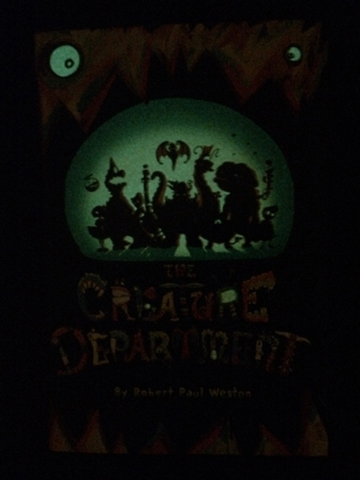creature department book cover