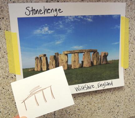stonehengepostcard