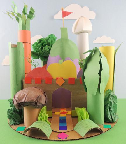 the vegetable kingdom