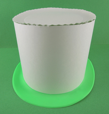 cake hat step 3
