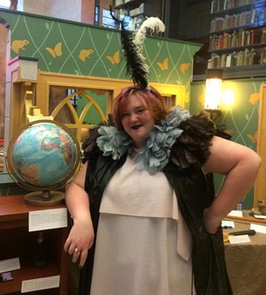 muggle artifacts curator, tea wimer