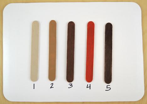 wand paint panel