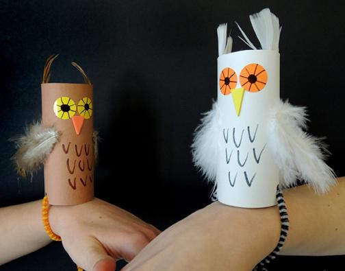 wrist owls