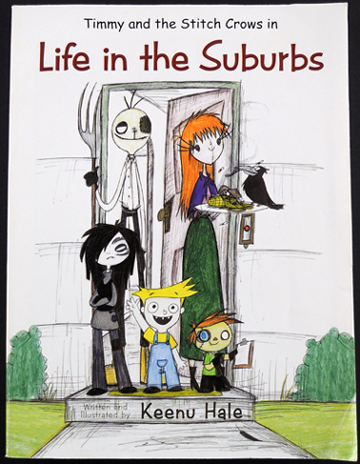 life in the suburbs by keenu hale