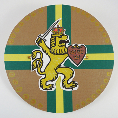 round shield