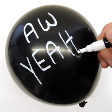 aw yeah balloon