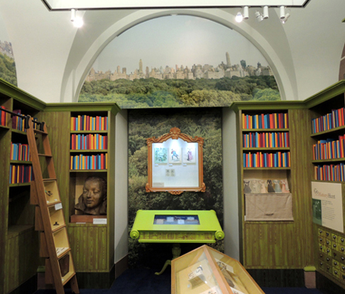1 new-york historical society lipman children's history library