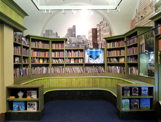 2 new-york historical society lipman children's history library