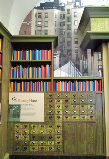 8 new-york historical society lipman children's history library