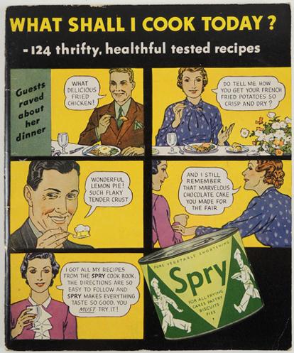 124 spry recipes