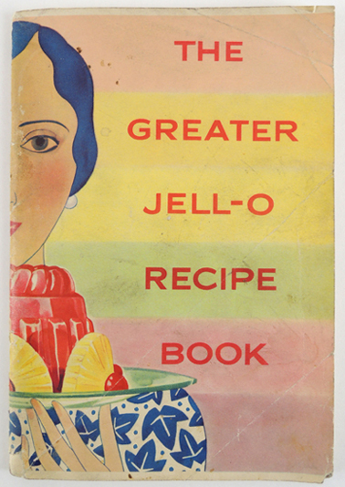 greater jello recipe book