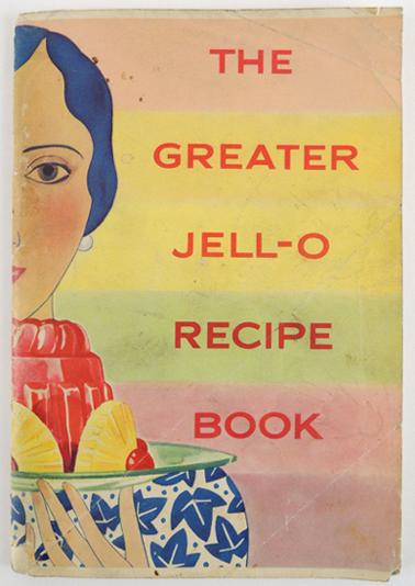 greater jello recipe book