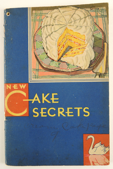 new cake secrets