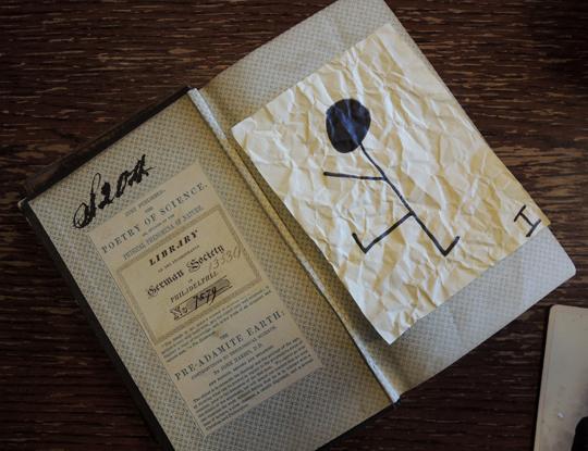 book clue