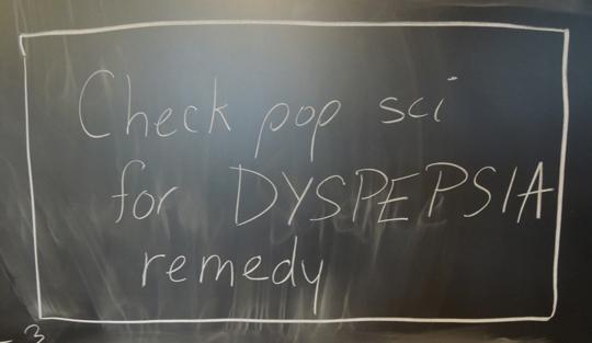 dyspepsia hint