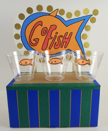 go fish booth front