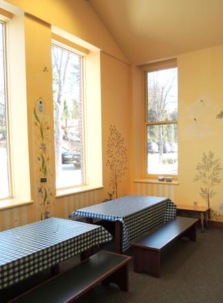 benardsville public library pre-school room