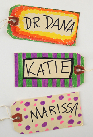 package name tags