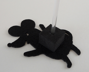shadow mouse puppet