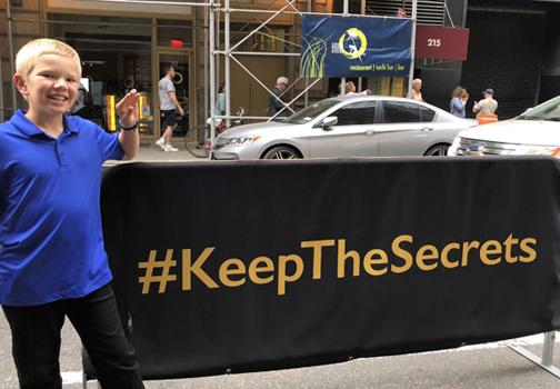 keep the secrets 3
